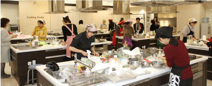 豆類の料理教室、コンテスト イメージ写真